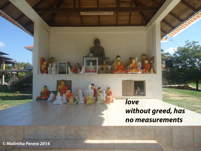 love greed
